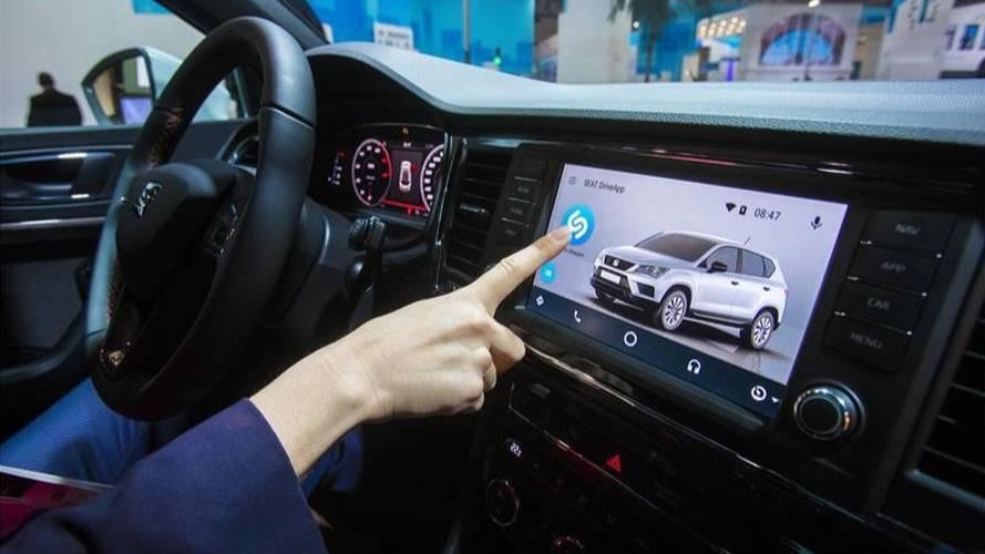 SEAT intègre l'application Shazam dans ses voitures