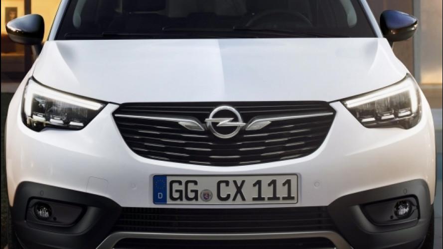 Opel potrebbe passare a PSA