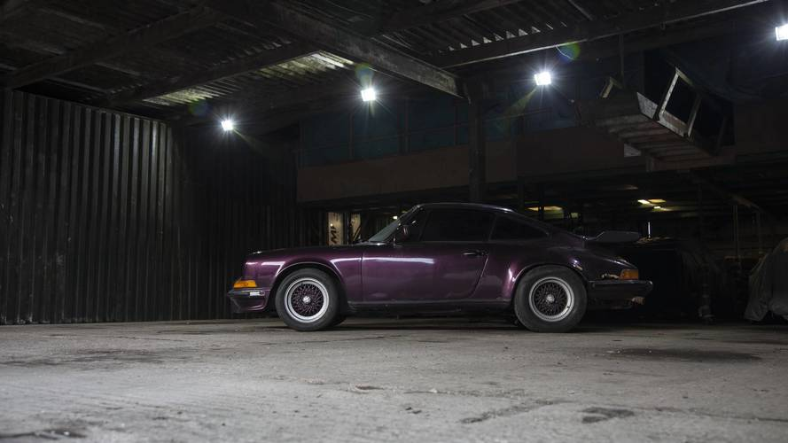 Super Rare Porsche 911 Saved, Will Be Restored To Former Glory