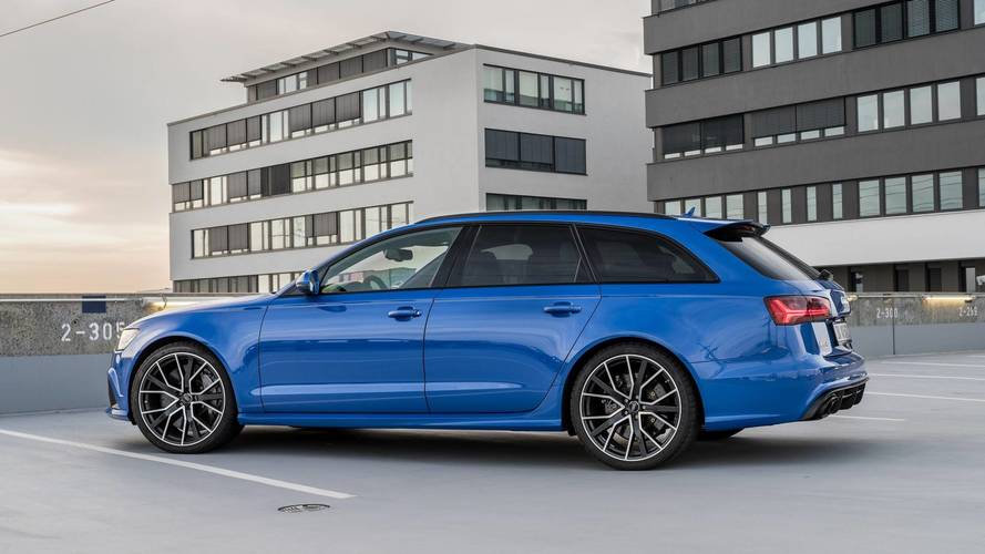 Audi Isn't Ruling Out RS Wagons For The United States