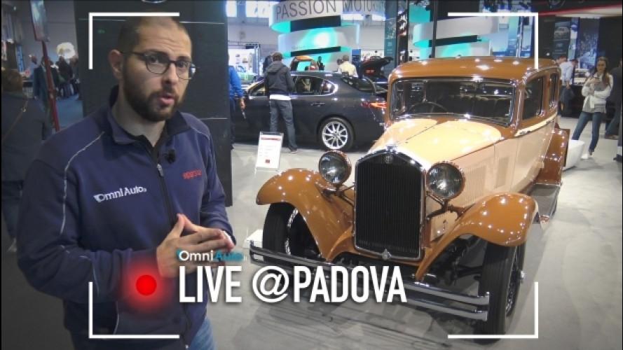 Alfa Romeo Giulia, l'Auto Europa è a Padova