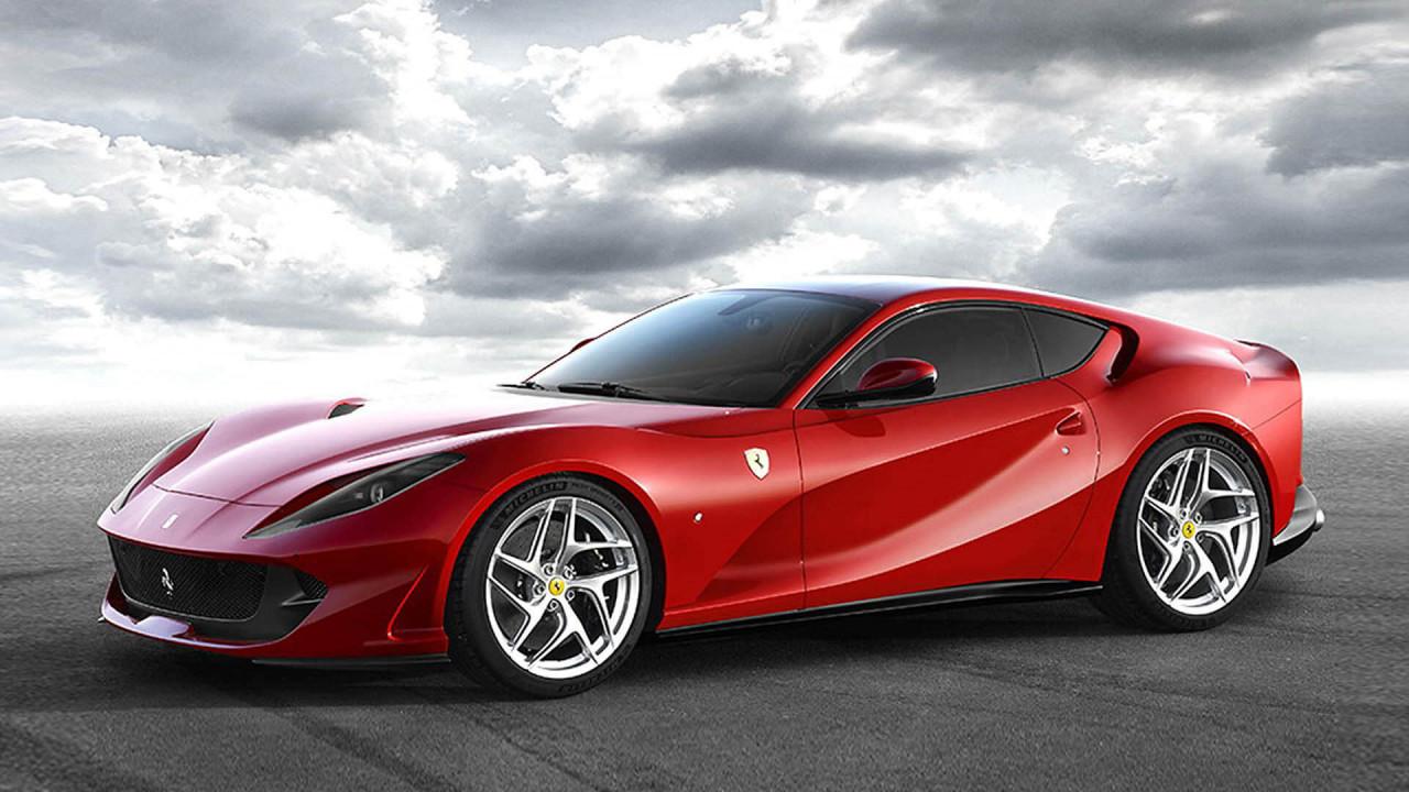 Zwölfzylinder: 6,5-Liter-V12 von Ferrari