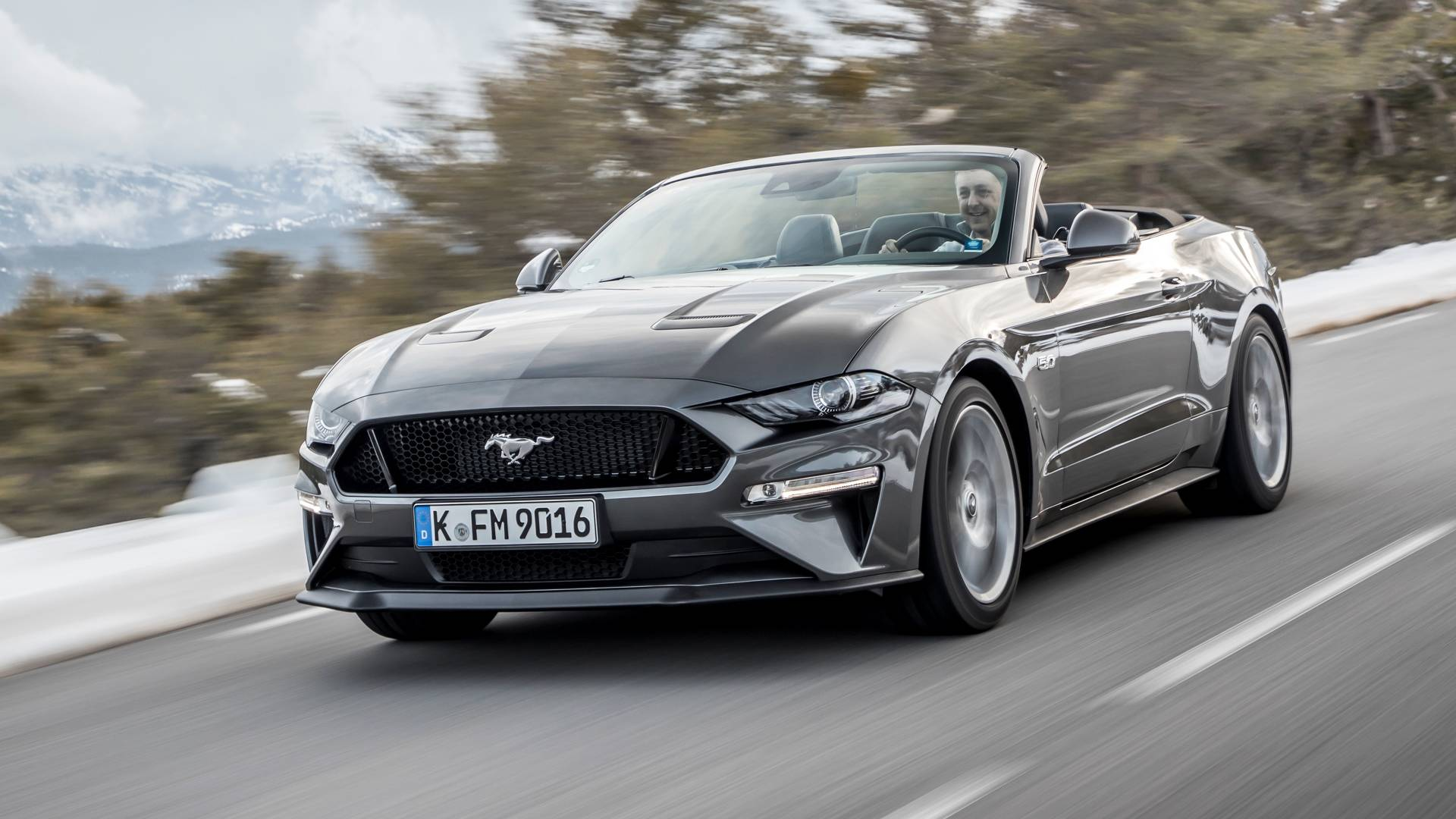 New Ford Mustang 2019 Convertible Coupe Ford Uk >> Ford Pushes Next Gen Mustang Launch To 2021