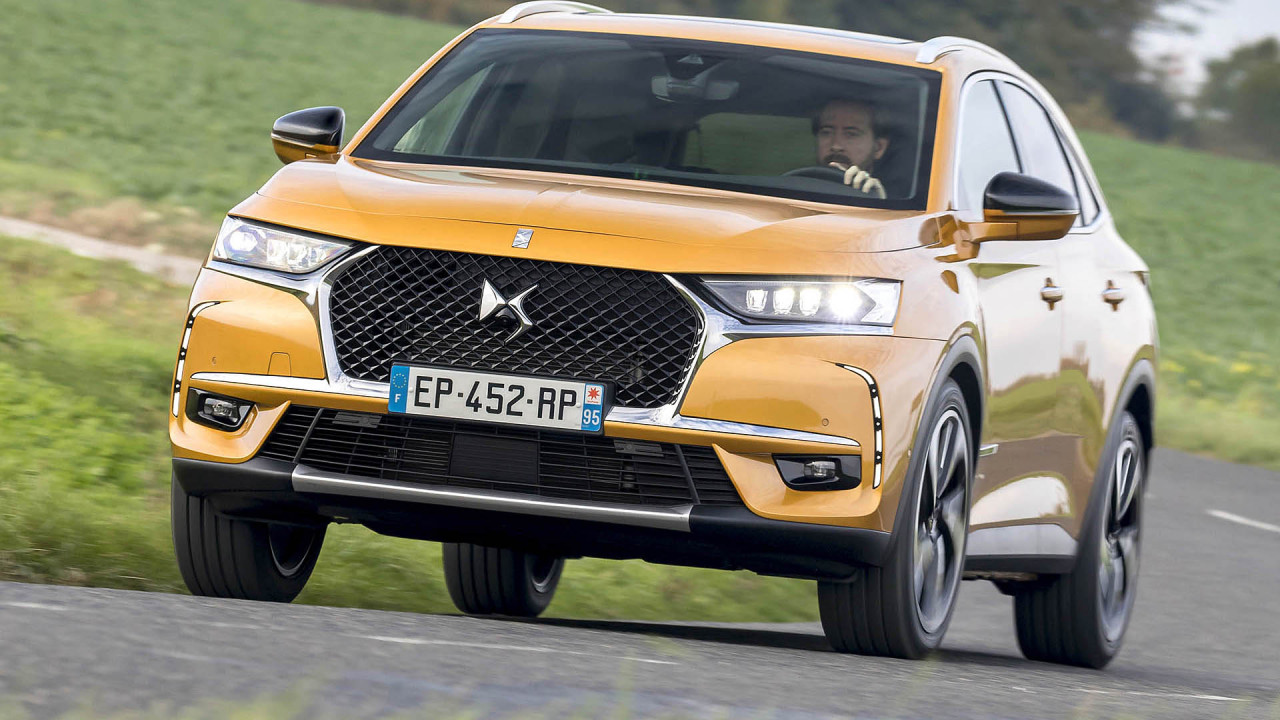 DS 7 Crossback PHEV