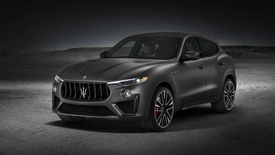Hot Maserati Levante Trofeo tops out at £159,900
