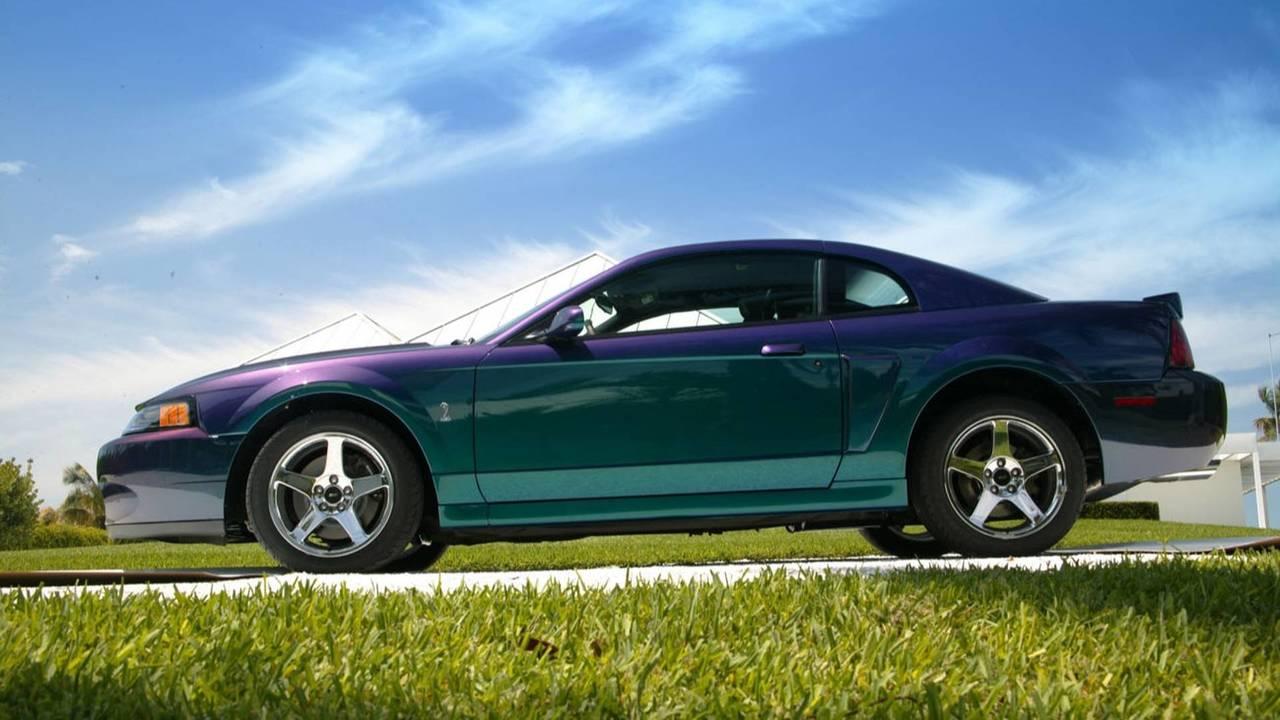 Ford SVT Mustang Cobra: Terminator