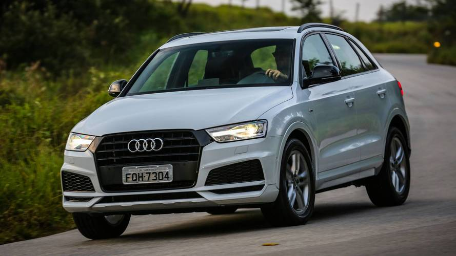 Audi lança Q3 Black Edition por R$ 184.990