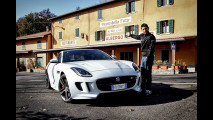 Drive in Italy   Futa e Raticosa, Jaguar F-Type 010