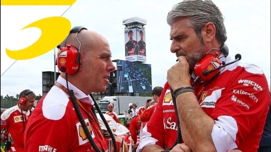 La Ferrari volta pagina, il Reparto Corse con una struttura orizzontale