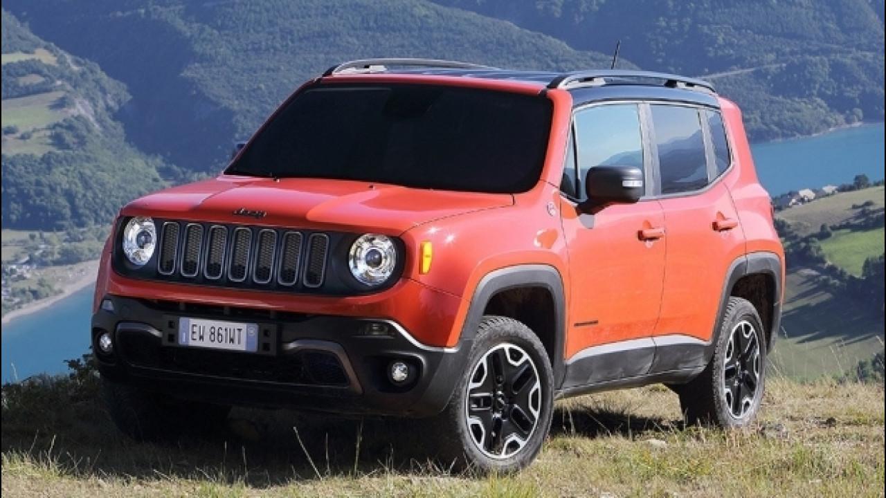 [Copertina] - Jeep Renegade, arriva il doppia frizione DDCT sul MultiJet