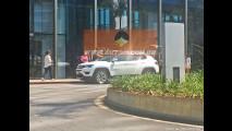 Nuova Jeep Compass, foto spia