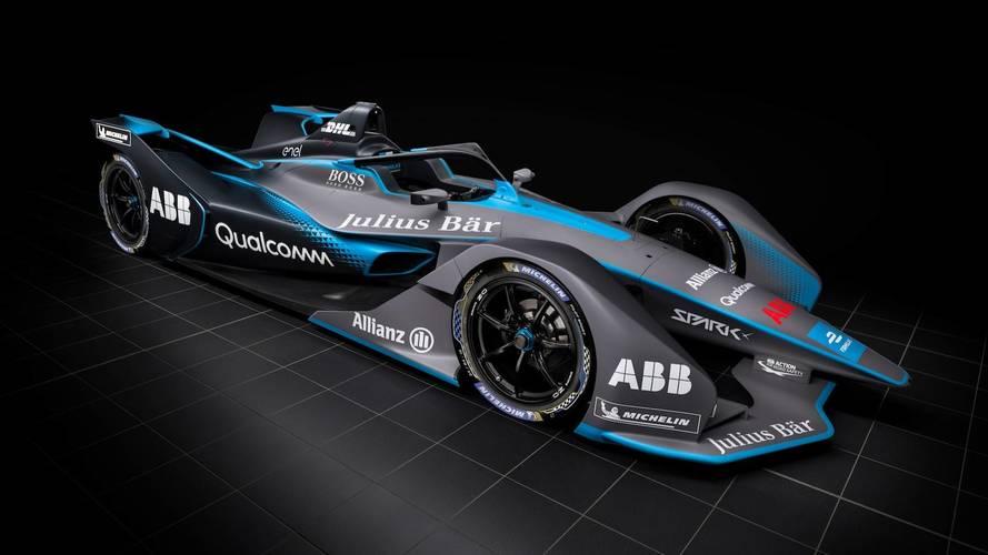 Porsche Formula E 2019