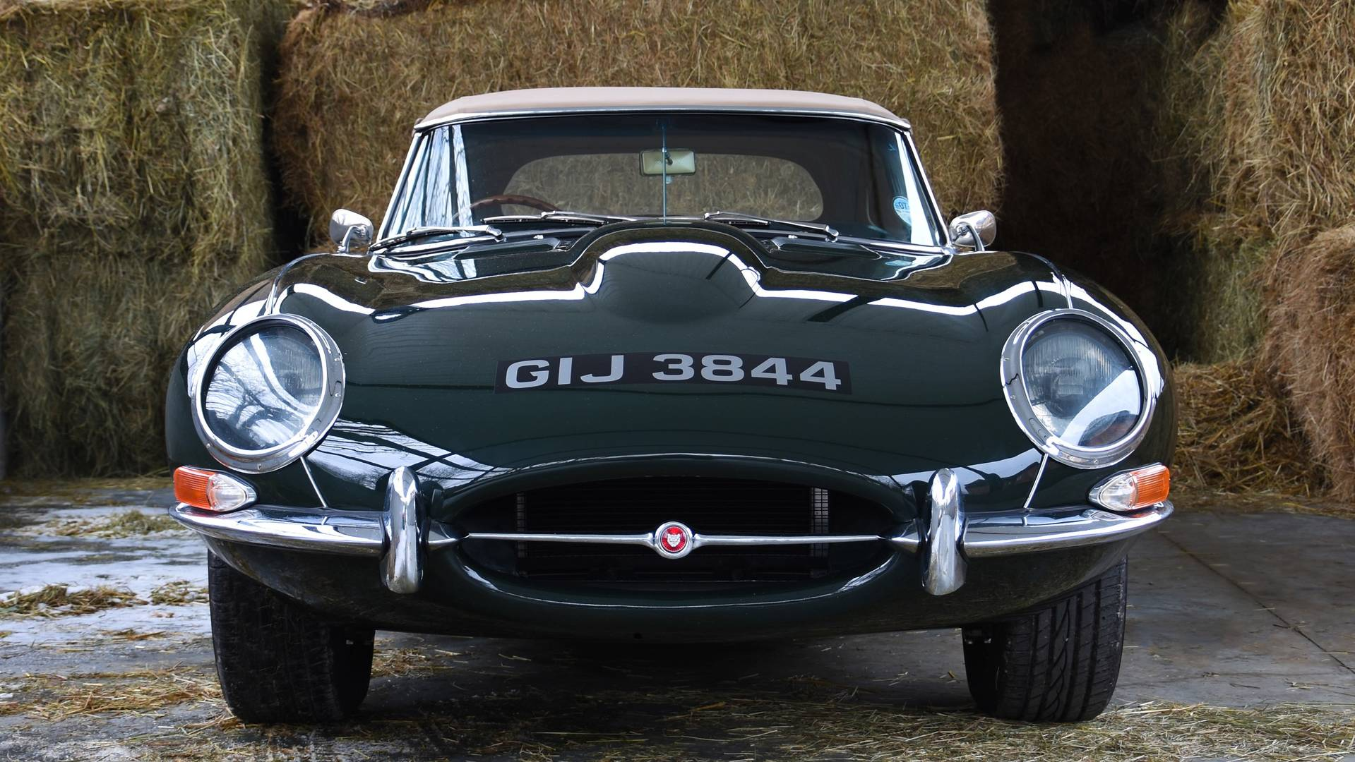 Ultra Rare Jaguar E Type Up For Sale