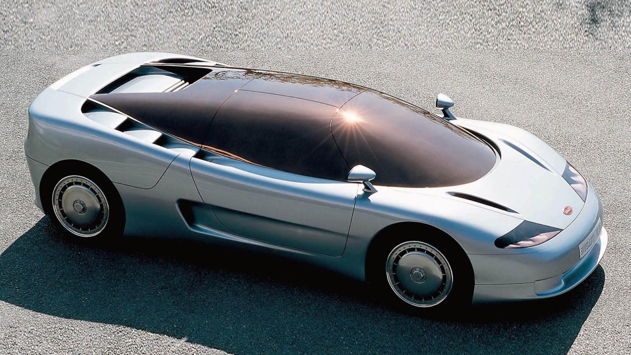 Bugatti ID 90 Concept (1990)