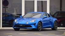 Alpine A110 aukciók