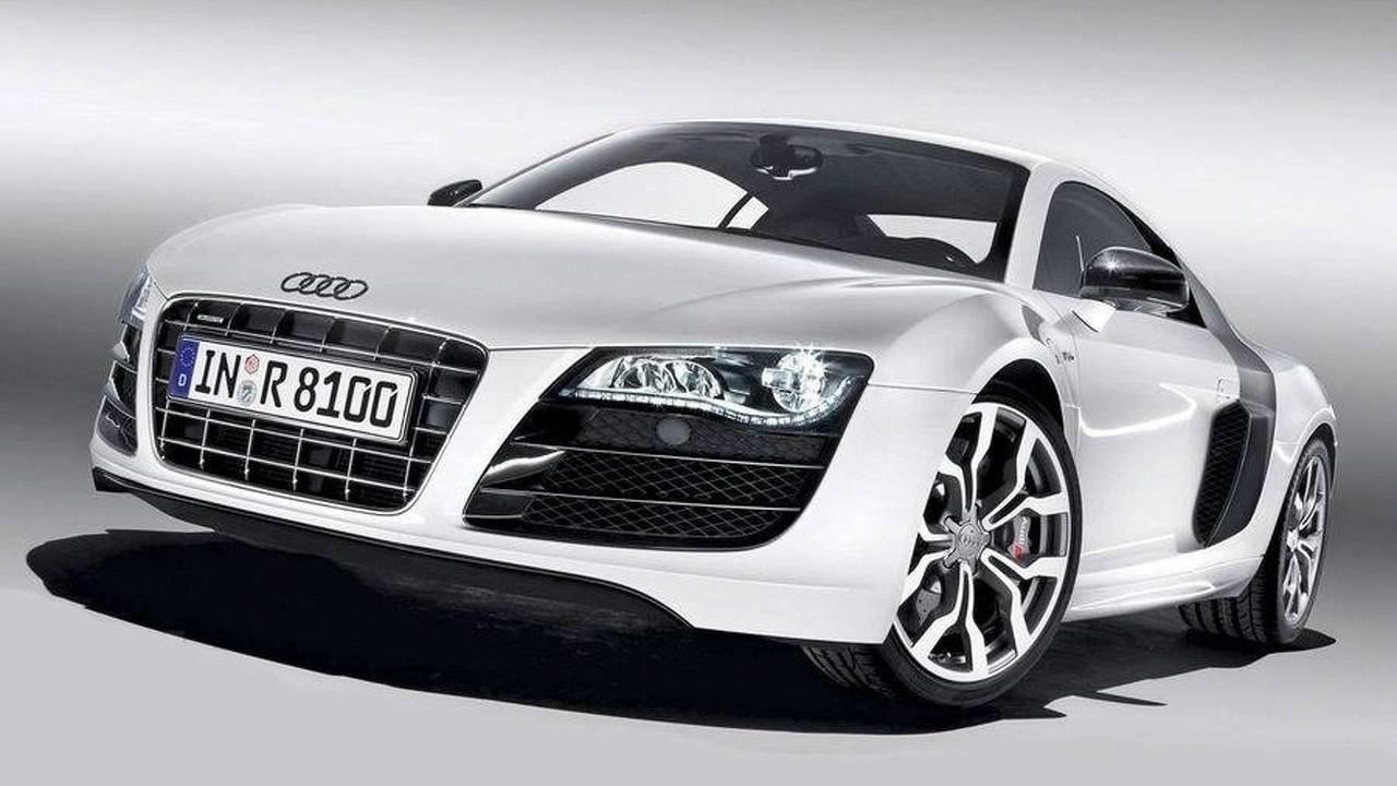 2008 World Car Design of the Year: Audi R8