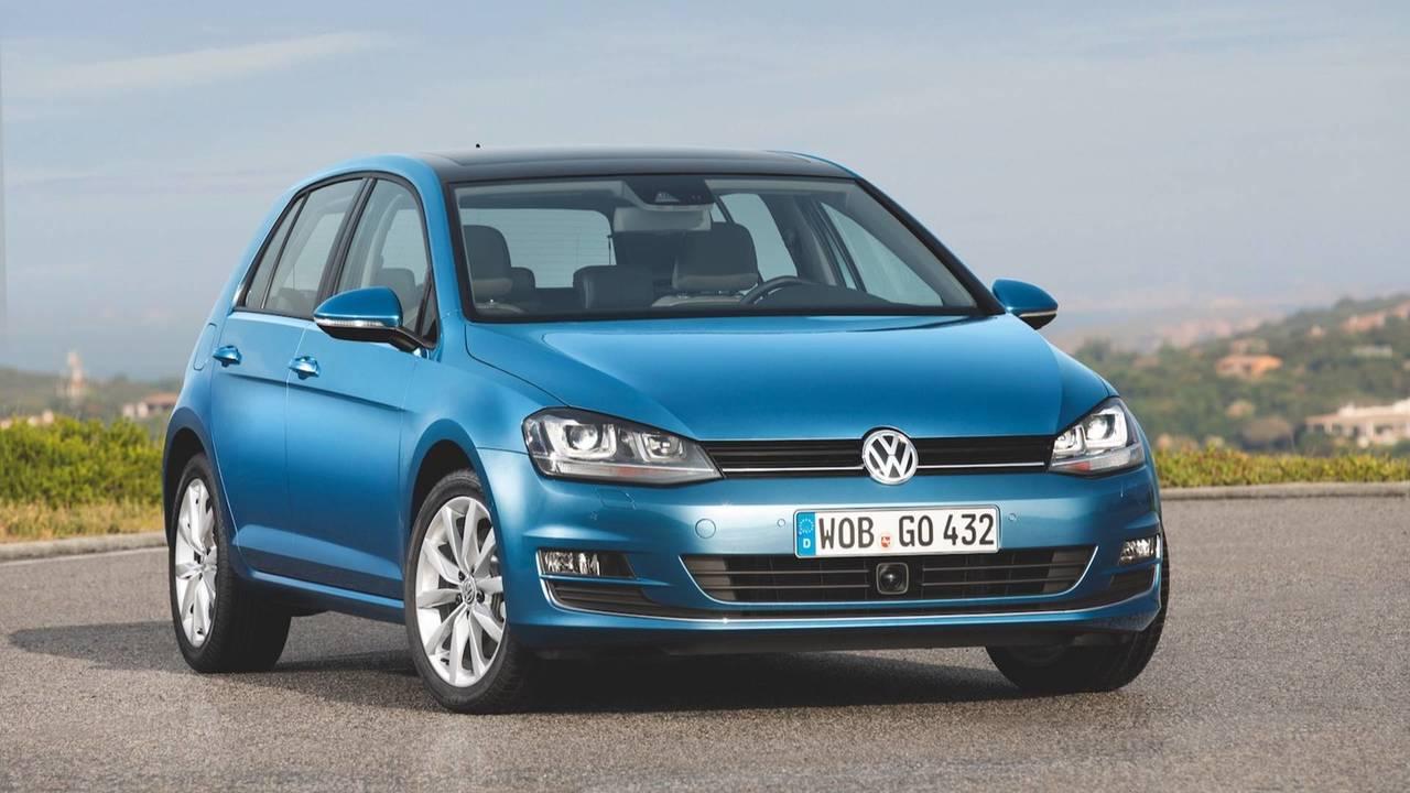 2013: Volkswagen Golf