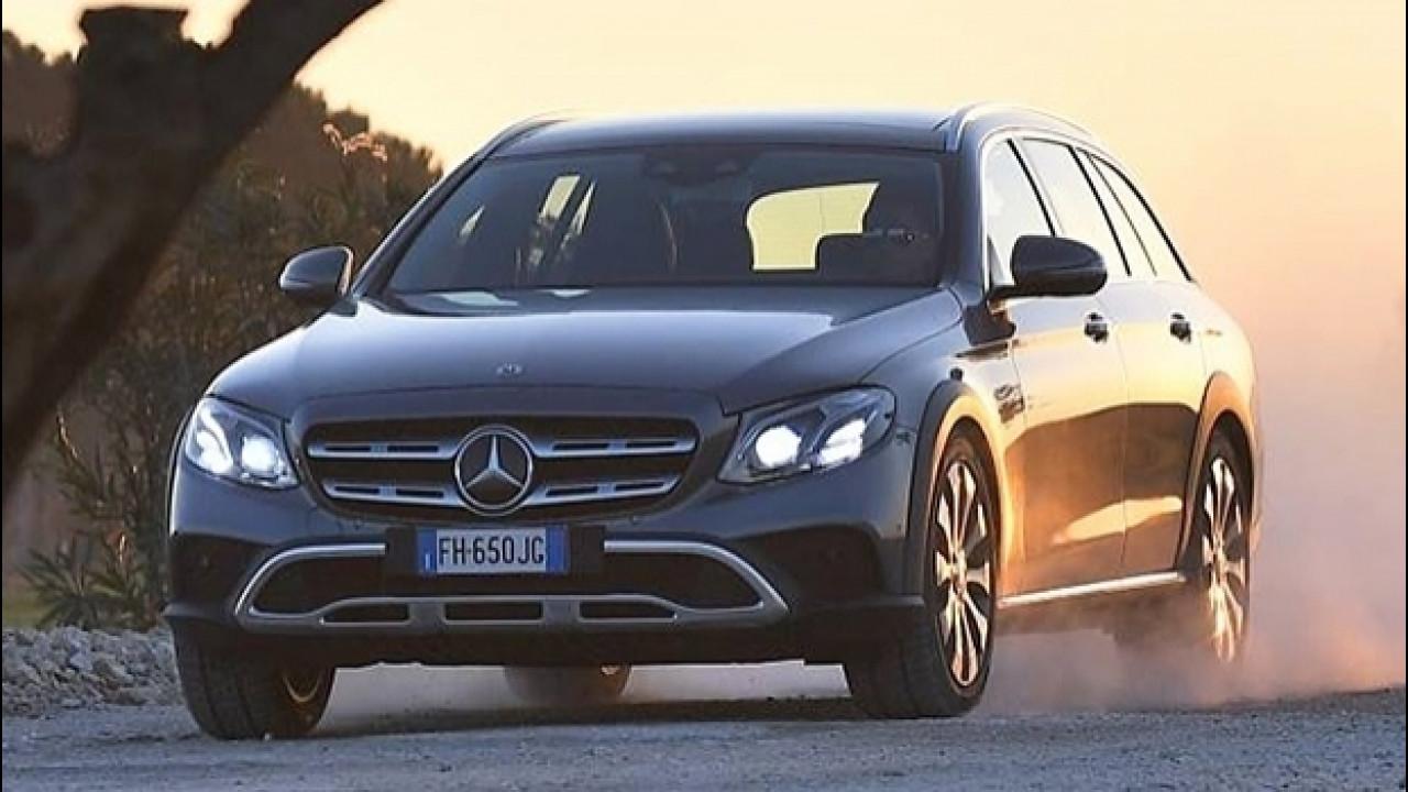 [Copertina] - Mercedes Classe E 4MATIC All-Terrain, quando la station va ovunque