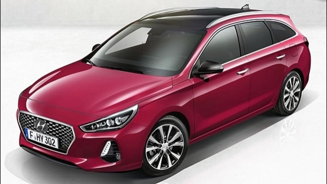 [Copertina] - Nuova Hyundai i30 Wagon, la compatta si fa spazio