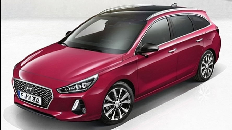 Nuova Hyundai i30 Wagon, la compatta si fa spazio