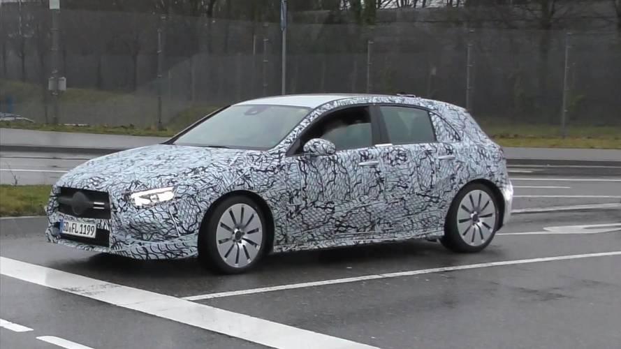 Bu gördüğümüz Mercedes-AMG A35 olabilir