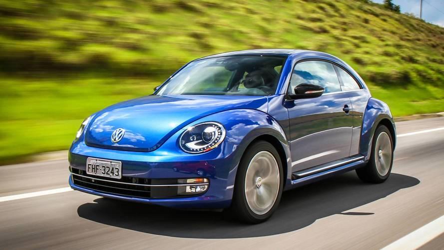 Volkswagen Fusca não terá sucessor, adianta executivo