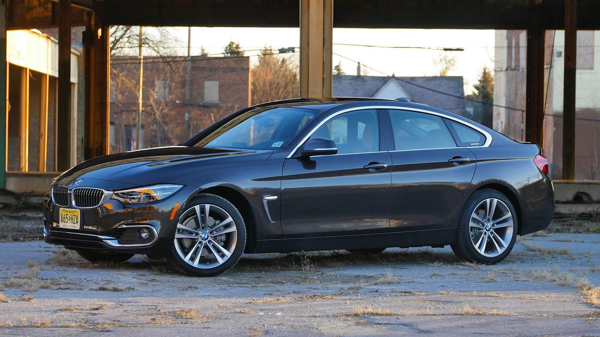 BMW 430i Gran Coupe Vs Kia Stinger Mild Meets Wild