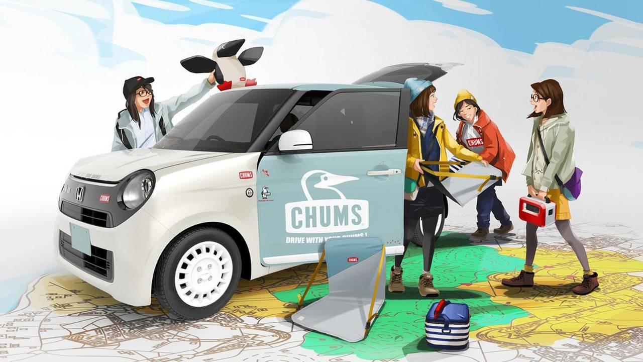 Honda N-One Chums