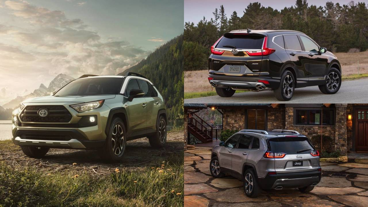 2019 Toyota RAV4: How Does It Stack Up Against The ...