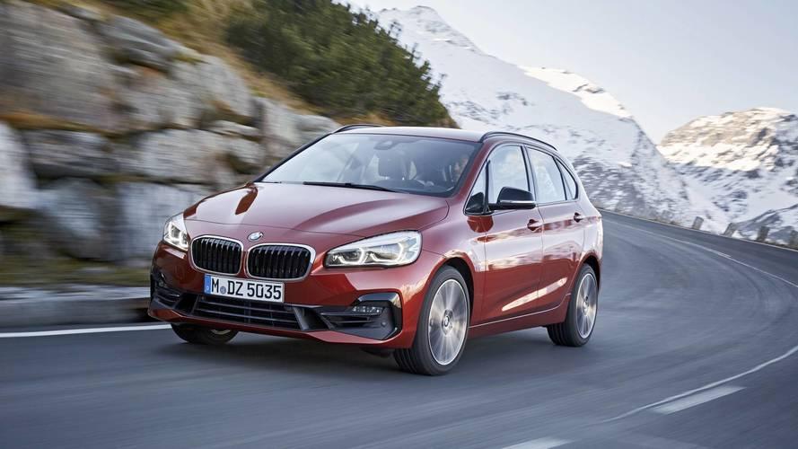 BMW 2 Serisi Active Tourer güncellendi