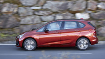 Facelift für BMW 2er-Tourer-Familie