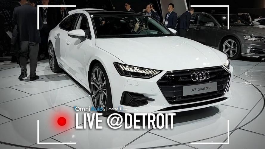 Audi A7 Sportback, la berlina per chi la vuole coupé