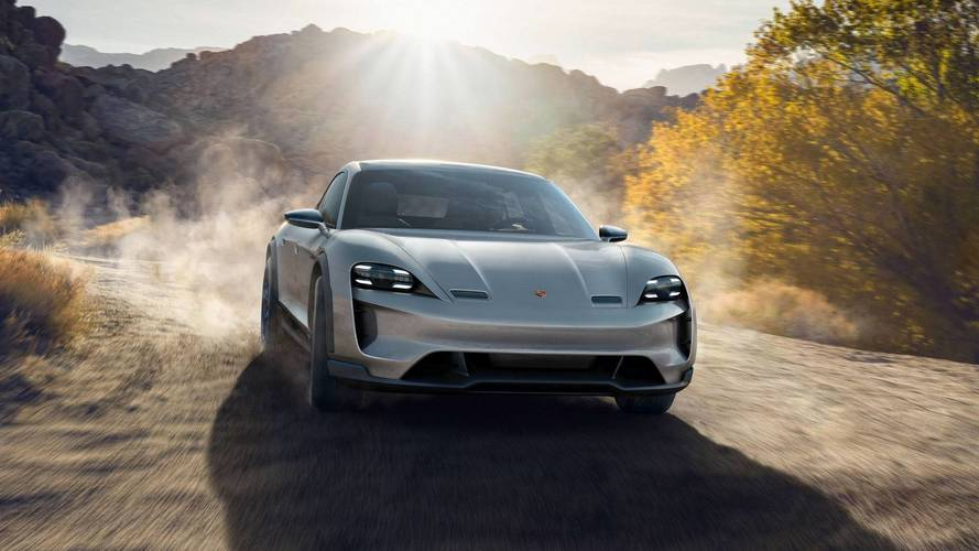 Porsche va produire la Mission E Cross Turismo !