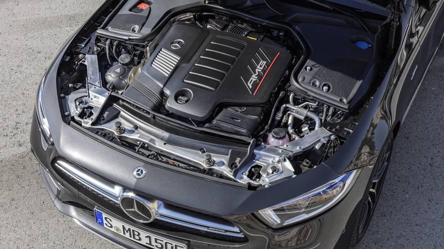 Sorhatos egységekre cseréli V6-os motorjait a Mercedes