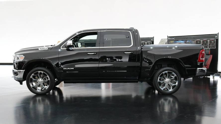 2019 Ram 1500 Stronger Lighter And More Efficient