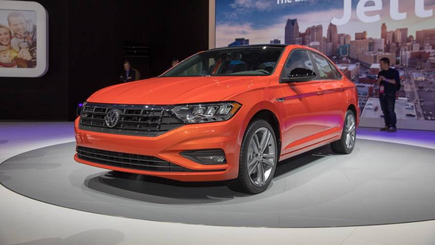 2019 VW Jetta's Sleeker Body, New Powertrain Help It Hit 40 MPG