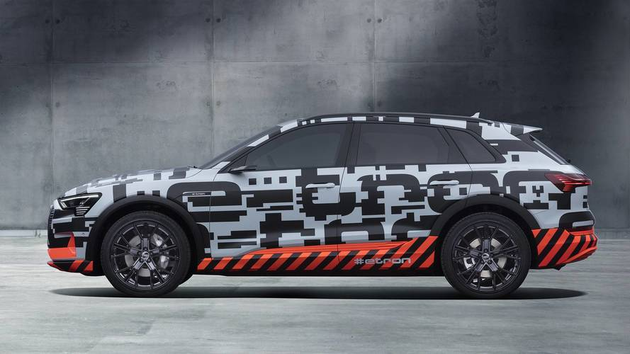 UK order books open for new Audi e-tron SUV