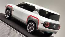 Honda HRV Rendering