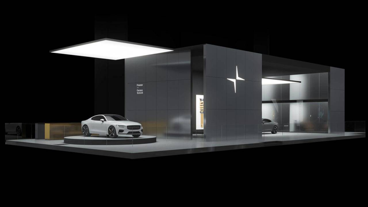 Polestar Geneva Display