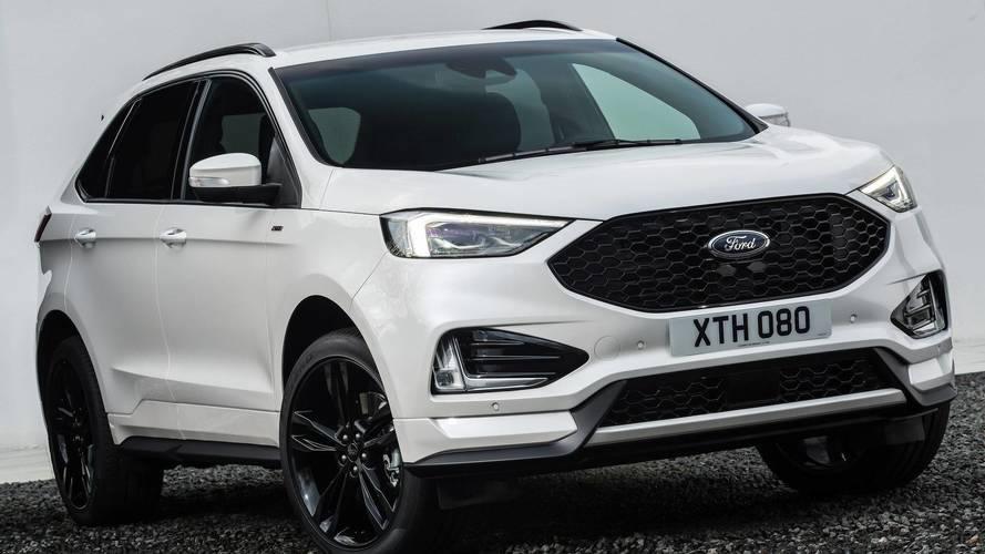 Hétüléses Kuga érkezik a Ford Edge helyére Európában