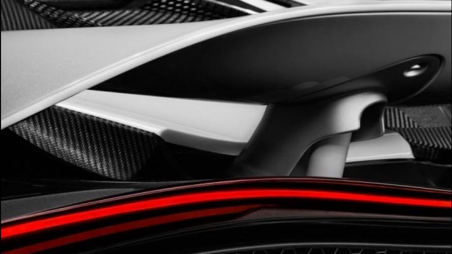 McLaren 720S, il teaser della nuova Super Series