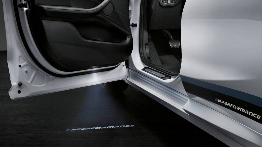 BMW X4 con kit M Performance