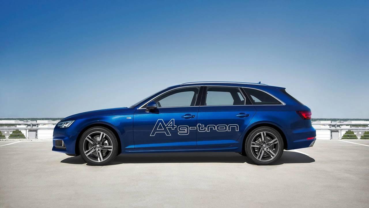 6. Audi A4 Avant g-tron S tronic ✶✶✶✶