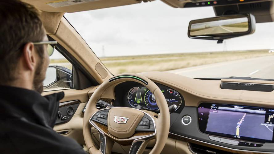 Cadillac Super Cruise Update Adds 70,000 More Miles Of Supported Roads
