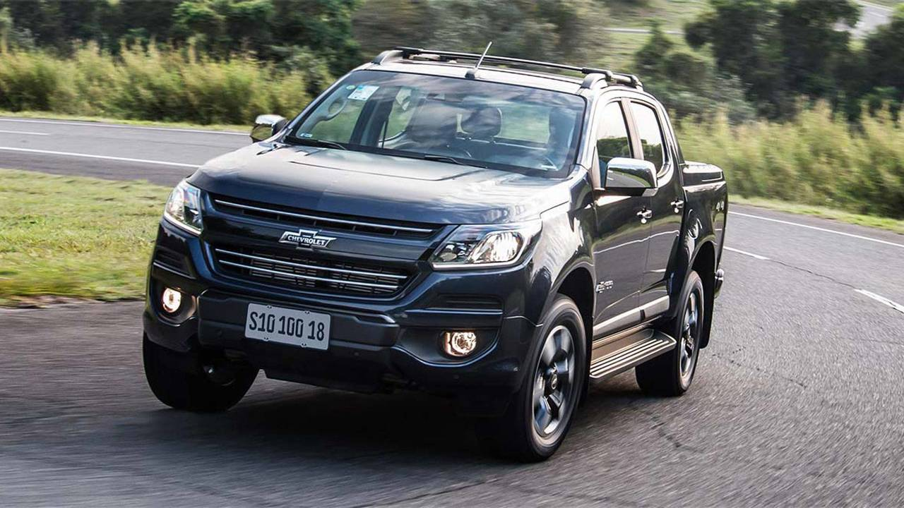 Lista - As 10 picapes Chevrolet mais famosas do Brasil