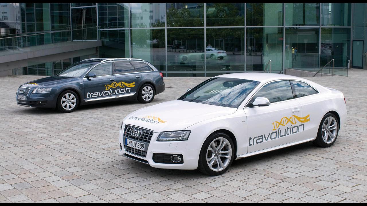 """Audi """"Travolution"""": la rivoluzione del traffico"""