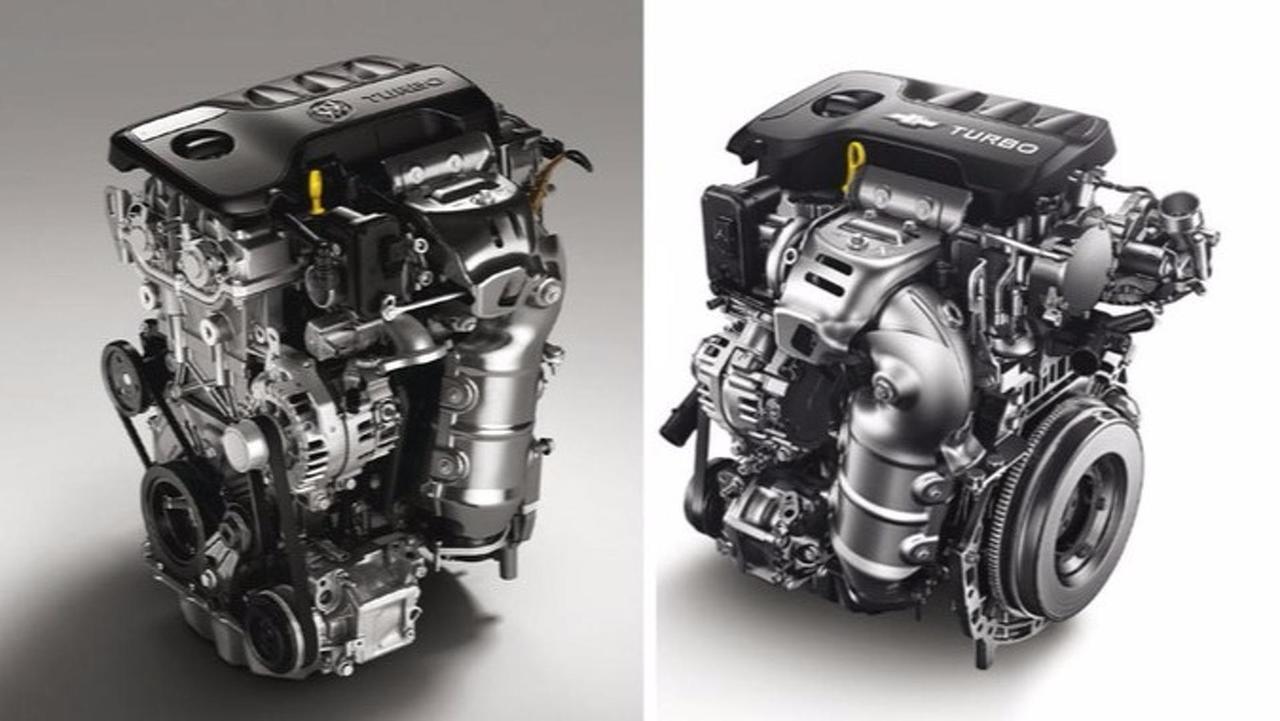 Chevrolet 1.0T e 1.3T Ecotec