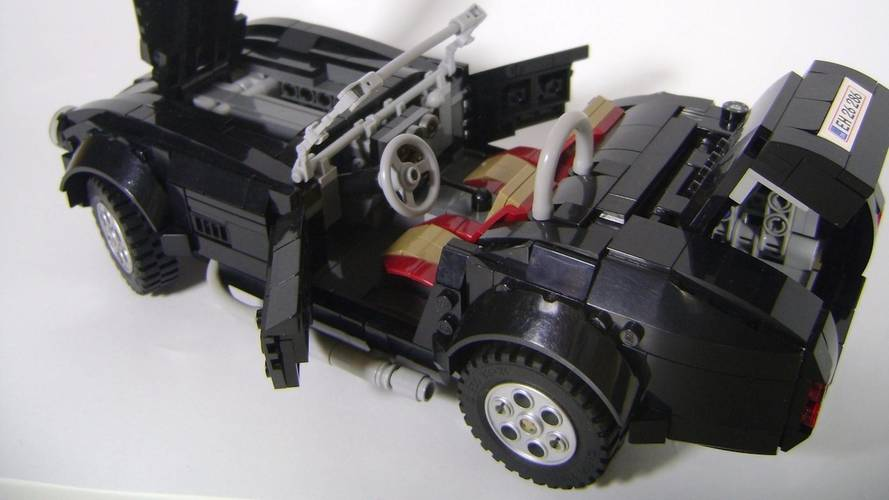 AC Cobra 427 Lego