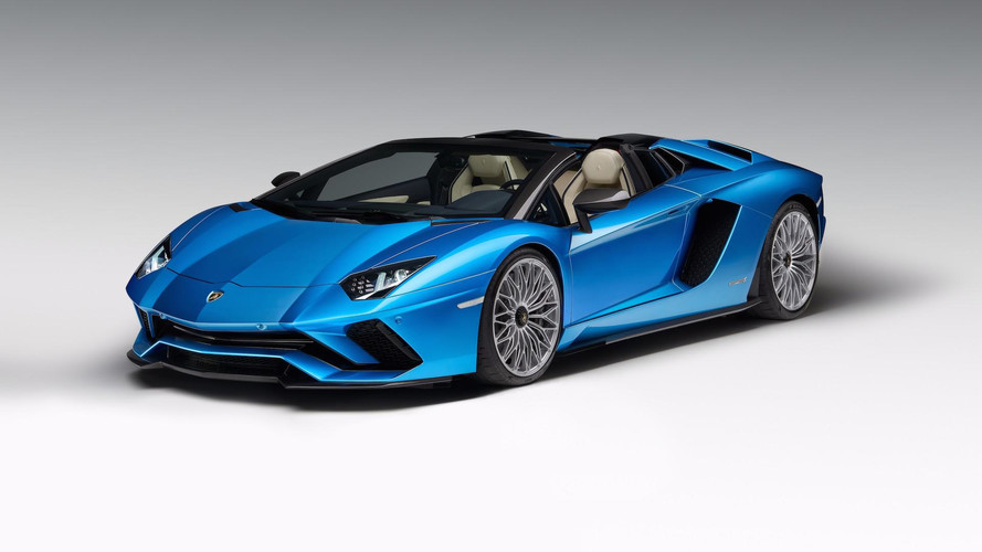 Lamborghini Aventador S Ditches Its Roof For New 730-HP Roadster