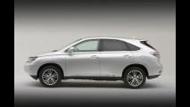 Nuova Lexus RX 450h